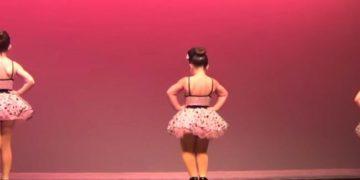 aretha Franklin Ballerina
