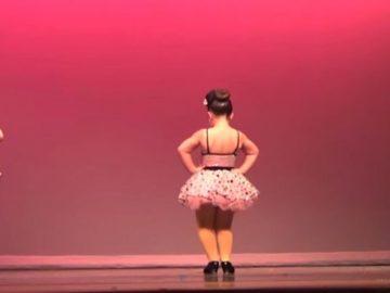 Aretha 360x270 - Must Watch: Aretha Franklin Ballerina Child Draws The Crowds