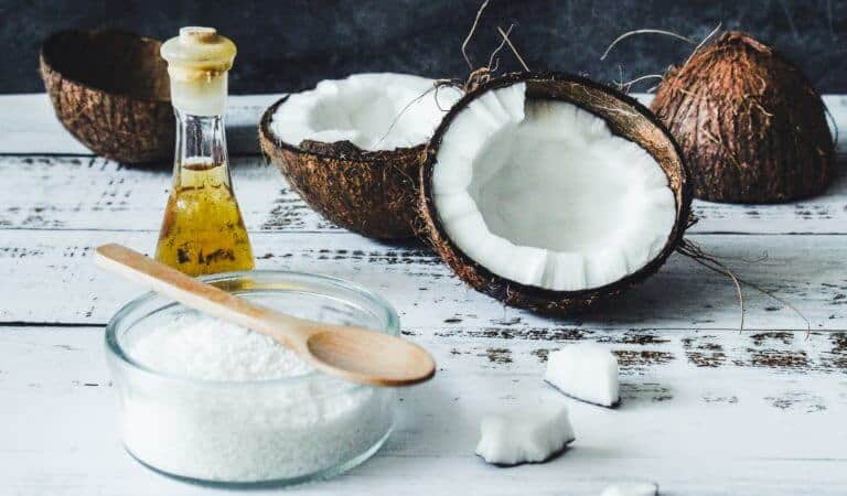 10 Cool Benefits Of Coconut Oil For Hair