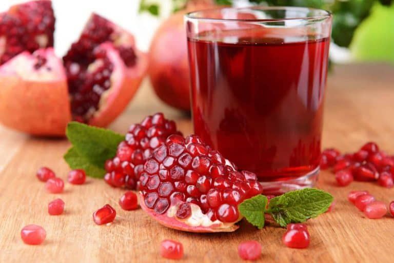 Health Benefits Of Pomegranate Juice For Men