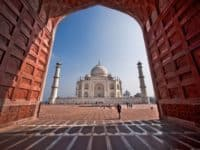 Taj mahal 200x150 - 5 Most Incredible Tourist Spots You Have To Visit