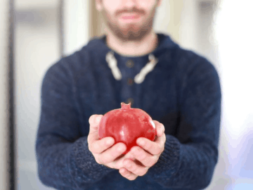 Pomegranate Juice For Men