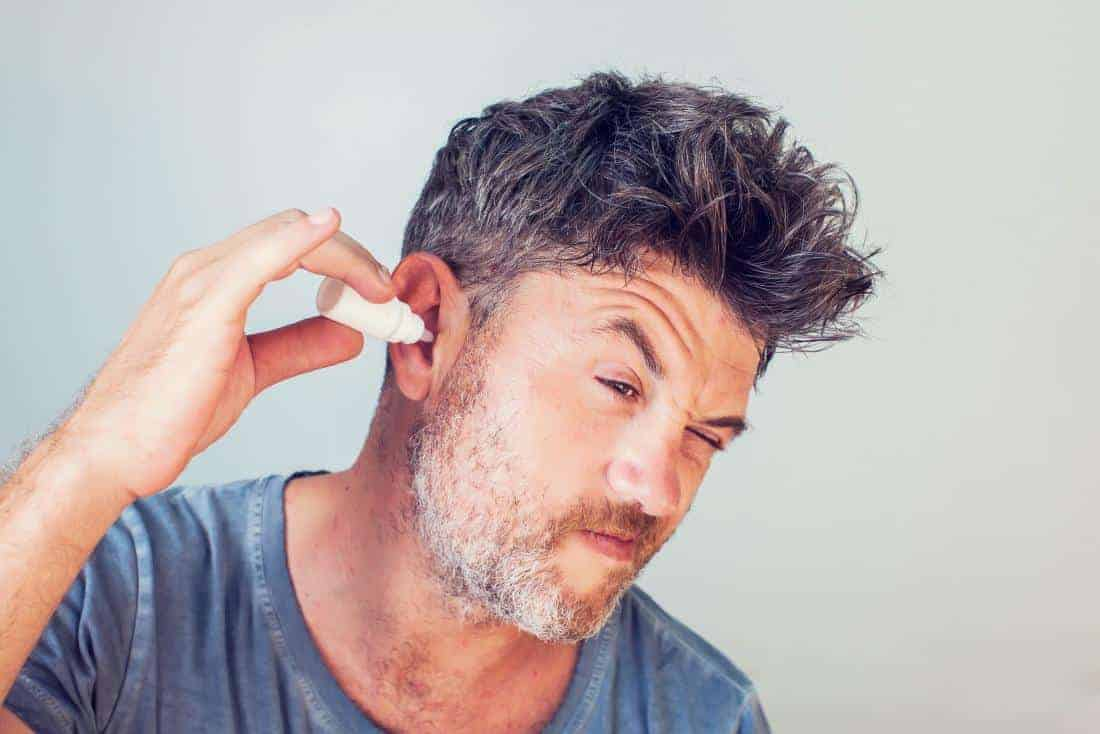 Uses of Hydrogen Peroxide for ears