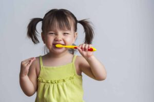 How To Keep your toddler's teeth in tip-top shape?