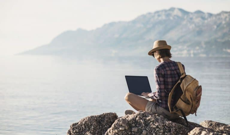 Get Paid to Travel the World : Work-From-Anywhere Careers