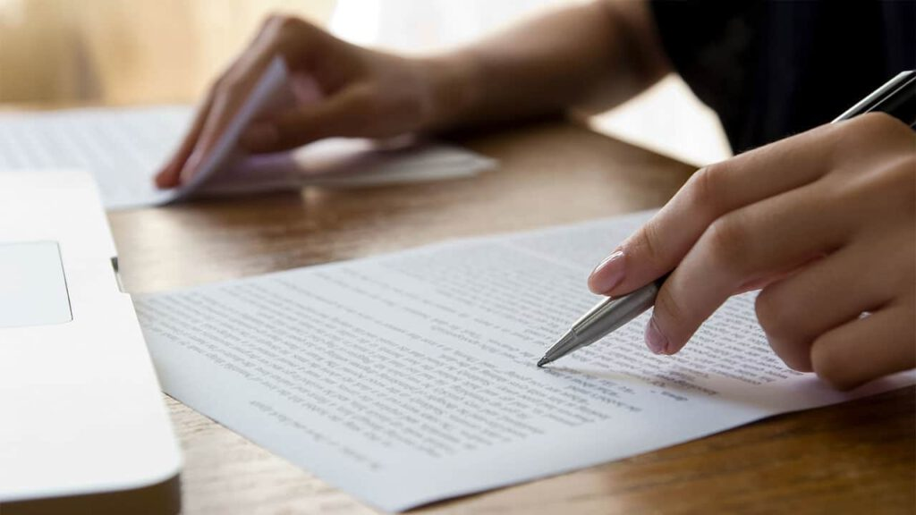 How To Write the Outline of Academic Paper