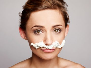 Get Rid of Unwanted Facial Hair With Home Remedies