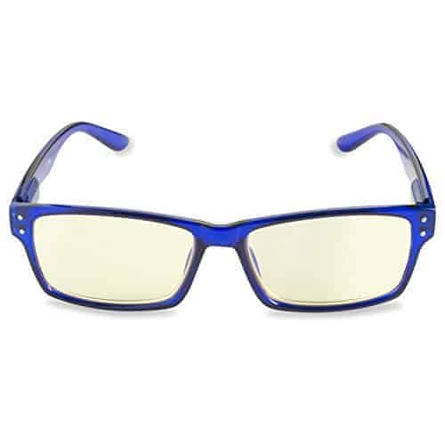 Inner Vision Eye Strain Relief Computer Screen Reading Glasses - 10 Best Blue Light Blocking Gaming Glass To Prevent Eye Strain!