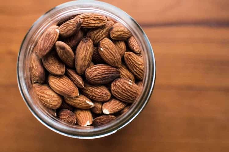 Almonds As Home Remedy