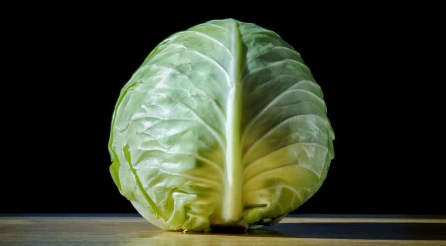 Cabbage as a natural remedy for abdominal pain