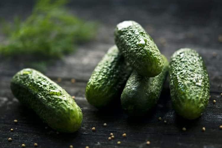 cucumber as remedy