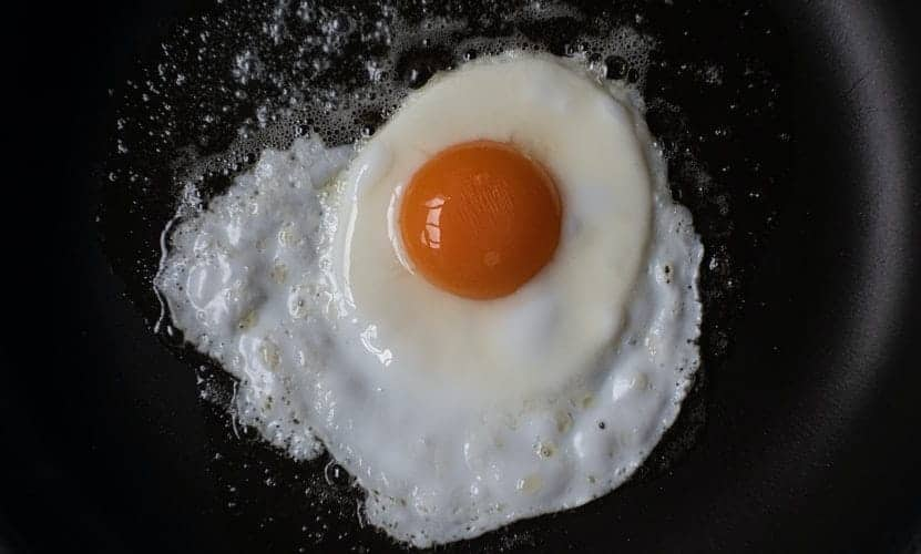 Fried Eggs For Boiled or Poached Eggs