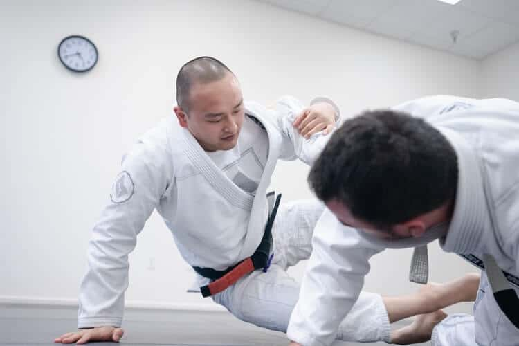 Brazilian Jiu Jitsu For Lose Weight