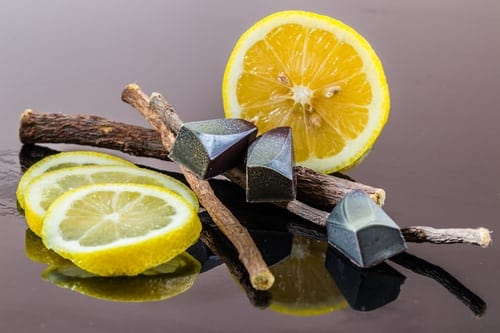 Licorice as home remedy for abdominal pain
