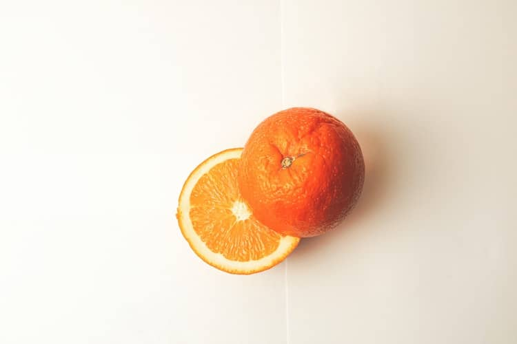 Orange As Home Remedies for Acne