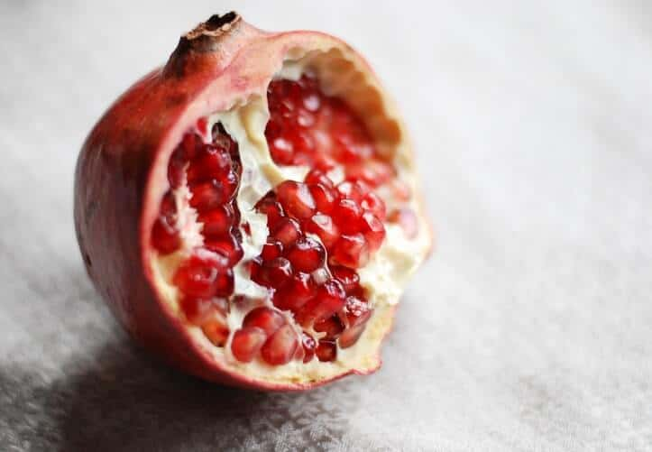 Home Remedies for Loose Motion- Pomegranate