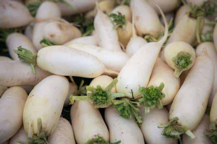 Radish As Home Remedy