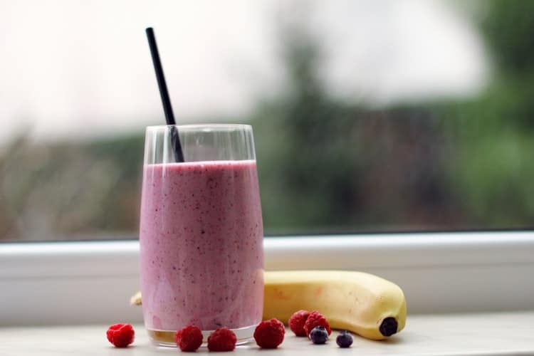 What to eat before you go workout- Smoothie