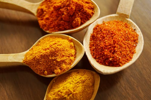 turmeric to get rid of unwanted facial hair
