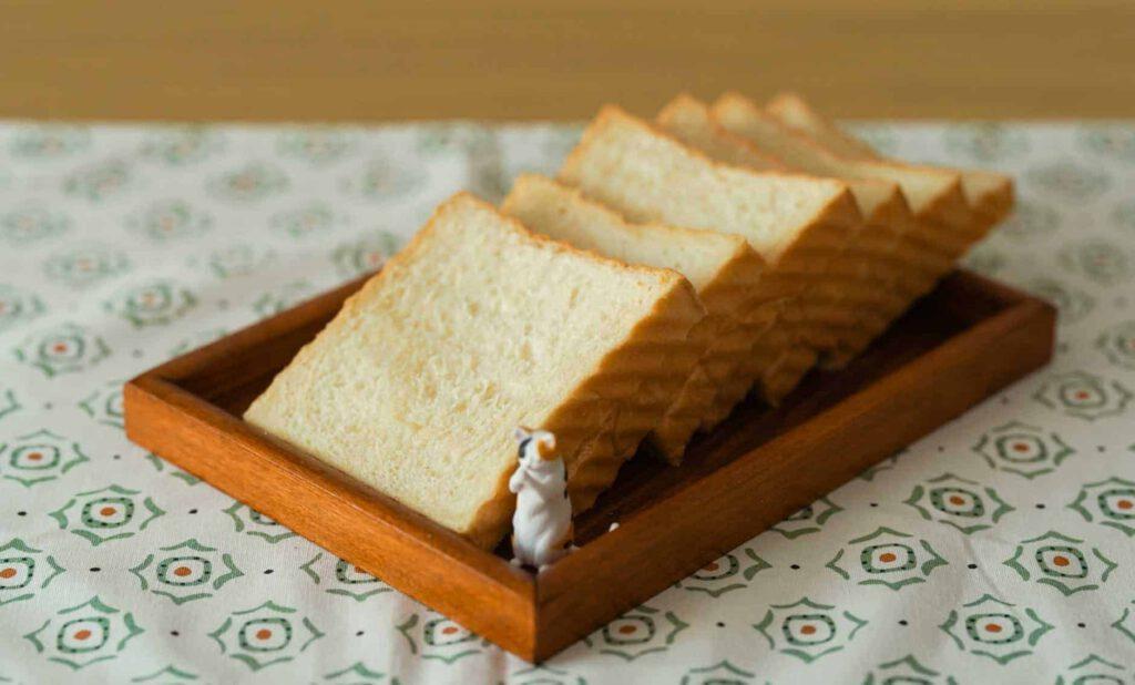 white bread for wholegrain bread