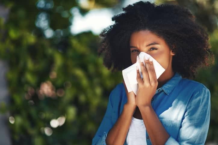types of allergies
