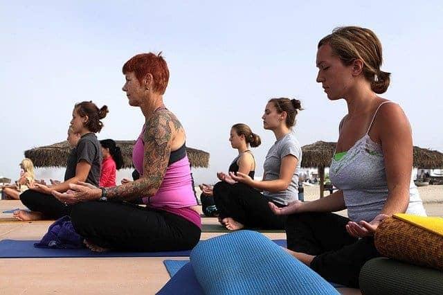 Choosing The Best Yoga Class