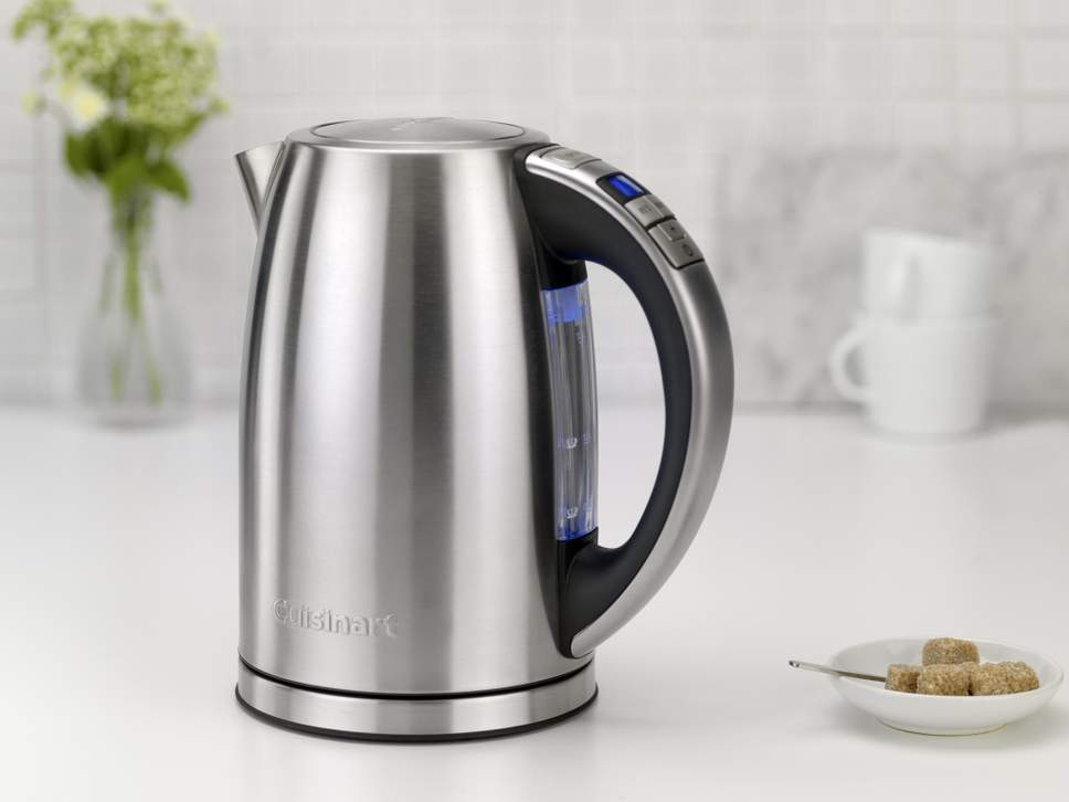 Epica 6 Temperature Variable Electric Kettle