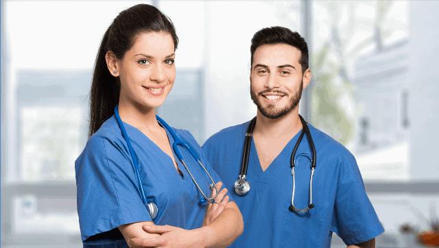 Different Types Of Nurse