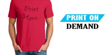 Print on Demand How You can Make Money by Selling Custom Products from Home