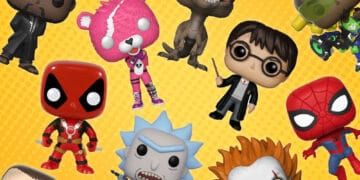 100 best funko pop vinyl figures of all time