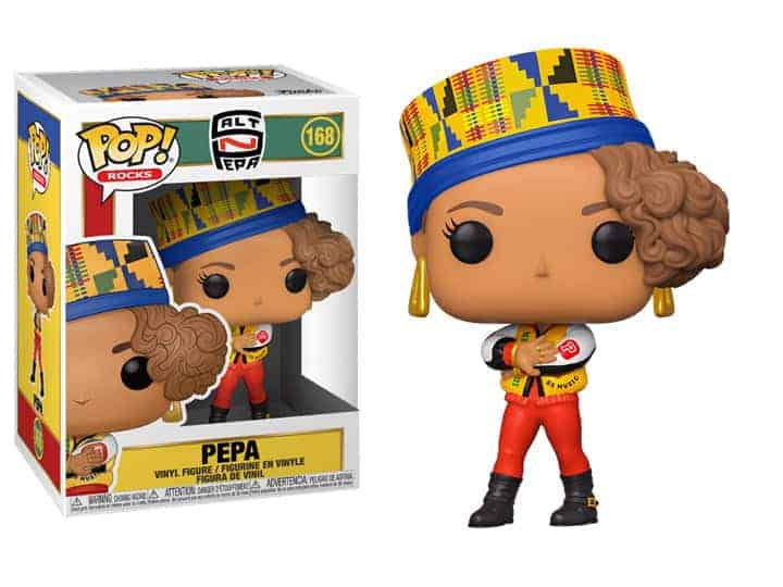 best funko pop Pepa