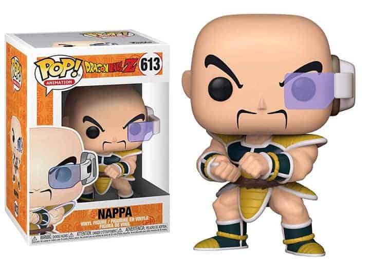 best funko pop Nappa