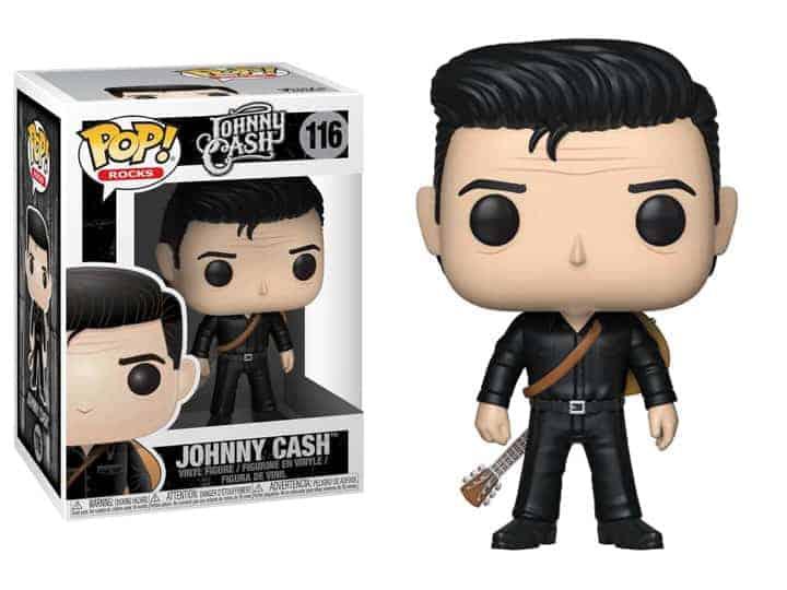 best funko pop Johnny Cash