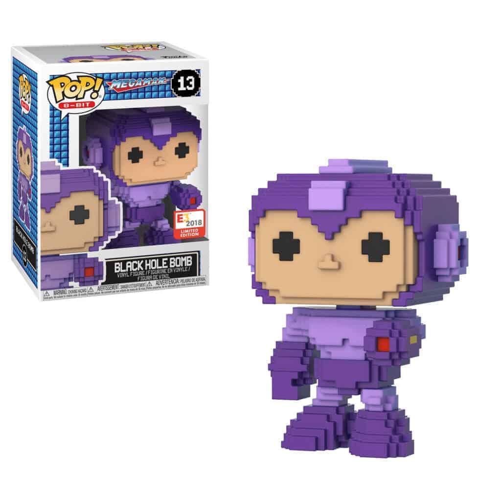 best funko pop Mega Man