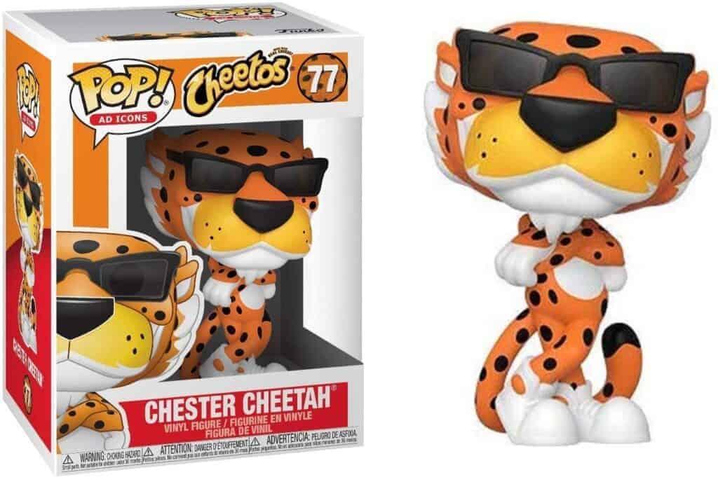 best funko pop Chester Cheetah