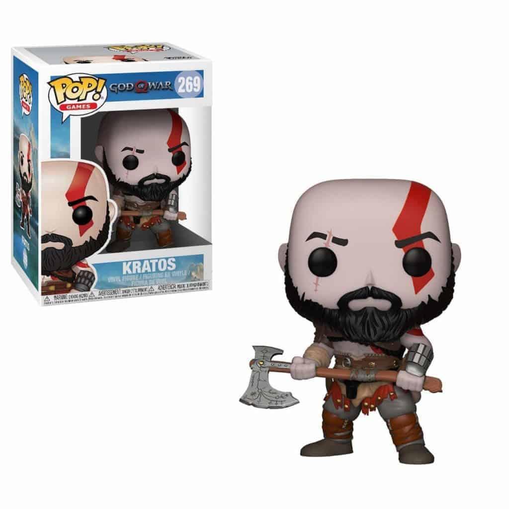 best funko pop Kratos