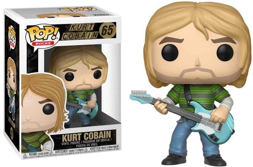 best funko pop Kurt Cobain