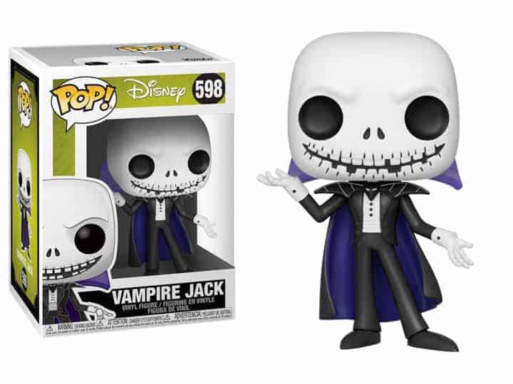 best funko pop Vampire Jack