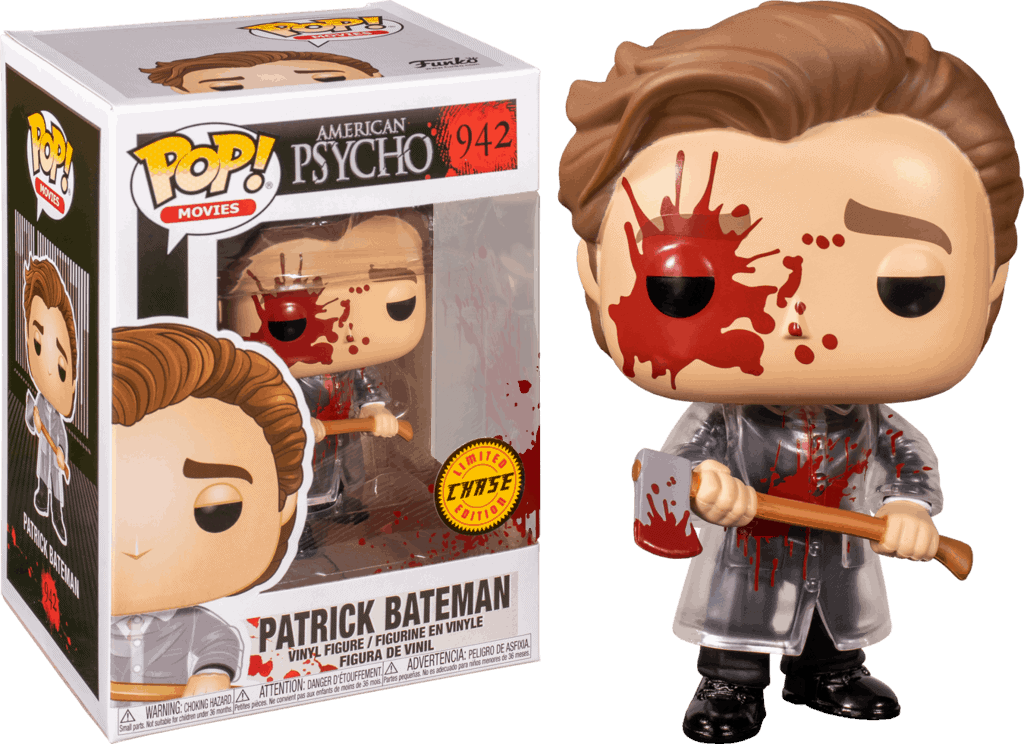 best funko pop American Psycho Patrick