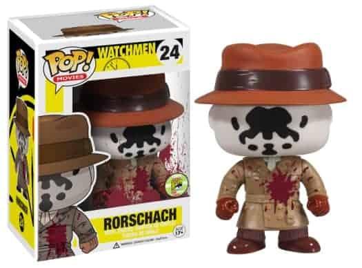 best funko pop Rorschach