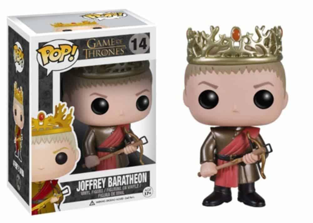 best funko pop King Joffrey