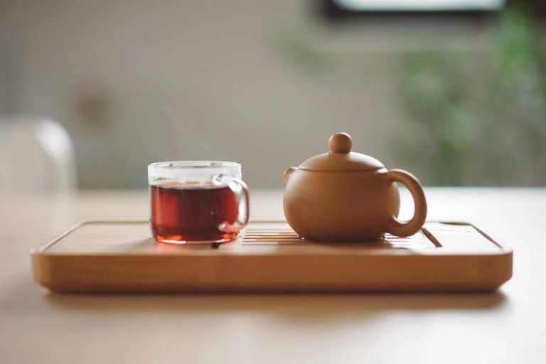health benefits of mushroom tea